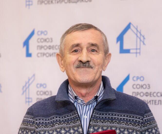 Сегодня свой день рождения отмечает председатель Совета СРО «Союз проектировщиков» Владимир Артемьев