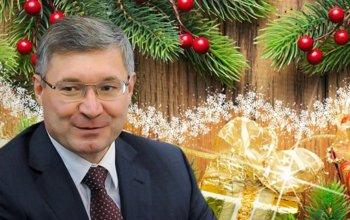 Владимир Якушев поблагодарил строителей и проектировщиков за успешную работу в 2019 году