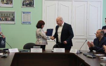 Союз профессиональных строителей, Союз проектировщиков и Союз изыскателей подписали соглашение о сотрудничестве с Северным Арктическим федеральным университетом