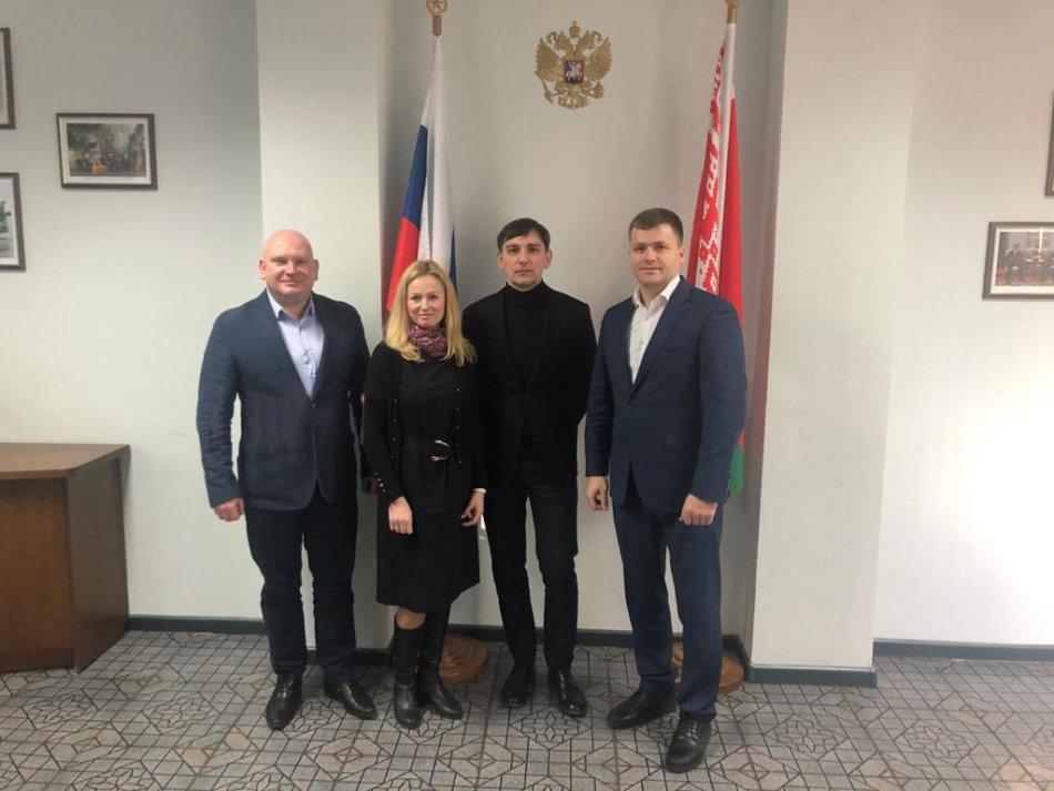 Архангельские проектировщики и строители обсудили с коллегами из Беларуси перспективы сотрудничества