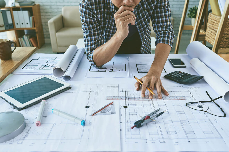 Успех всего строительства на 80% зависит от высокого качества проектирования